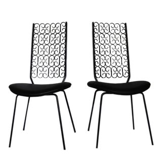 "Arthur Umanoff ""Granada"" Chairs - A Pair"