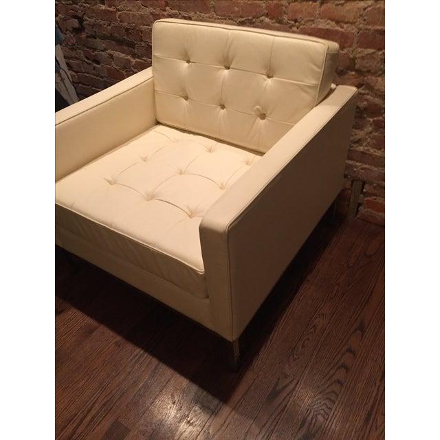 Florence Knoll Lounge Chair Chairish