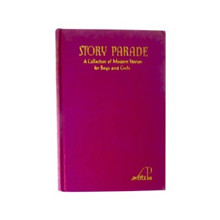 1937 Story Parade Children's Book