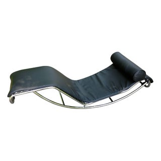 Vintage used le corbusier furniture chairish for Chaise longue le corbusier wikipedia