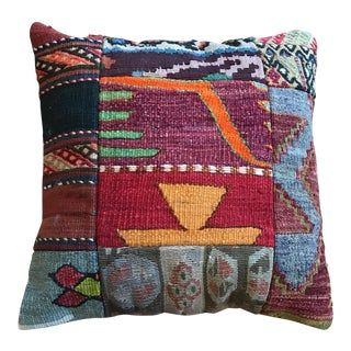 Turkish Kilim Pillow Case
