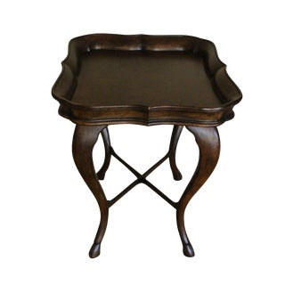 Century Furniture Bricout Chairside End Table