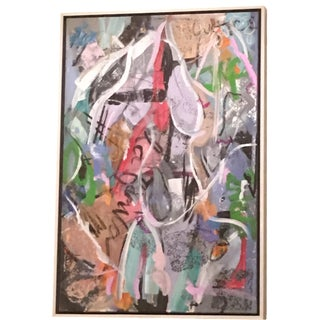 Abstract Painting by JJ Justice