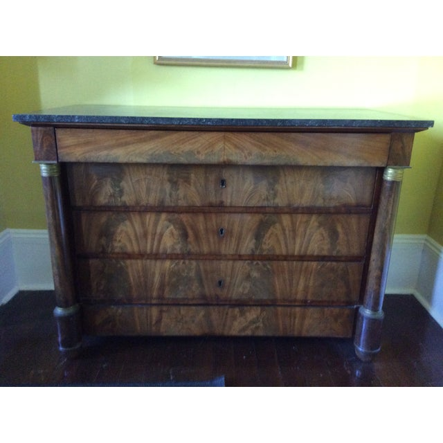Antique French Commode - Circa 1830 - Image 2 of 5