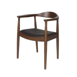 Mid-Century Danish Modern Hans Dining Chair