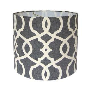 Magnolia Home Pewter Drum Lamp Shade