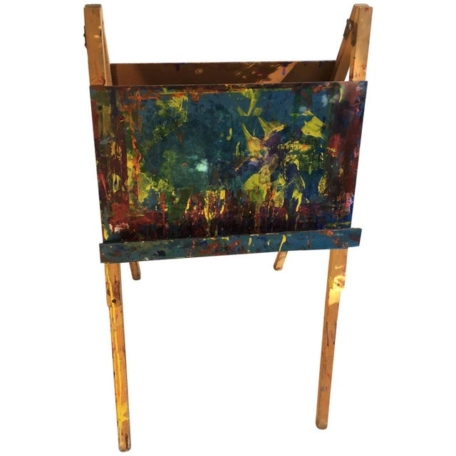 Maine Elementary School Art Easel - Image 1 of 9