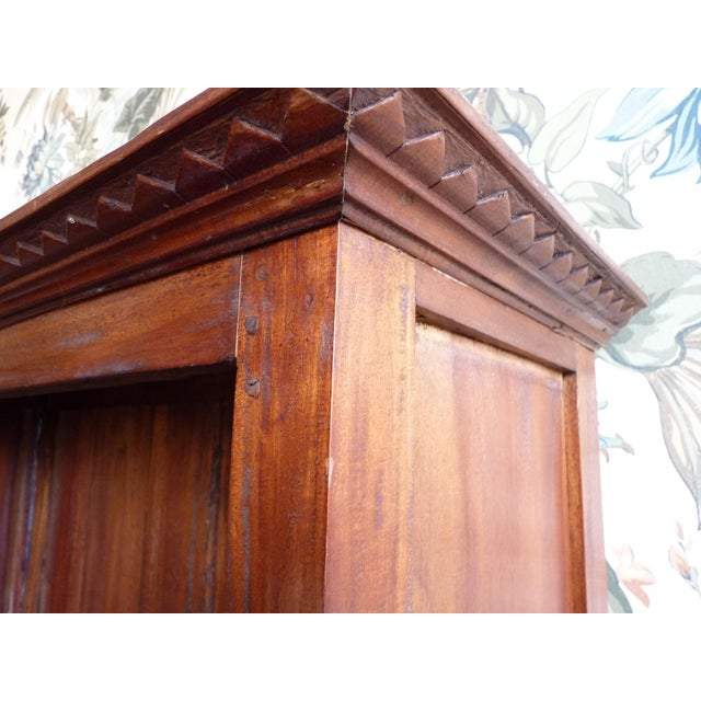 Rustic Wooden Bookcase - Image 8 of 11