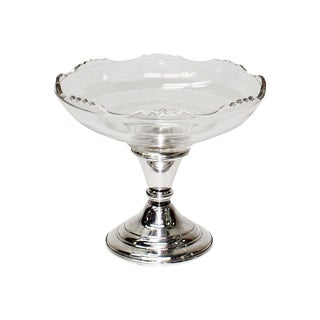Frank M. Whiting Sterling Silver Compote
