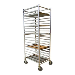 Industrial Rolling Rack Cart