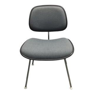 Herman Miller Eames Danish Gray Upholstered Chair