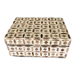 Inlay Shell Box