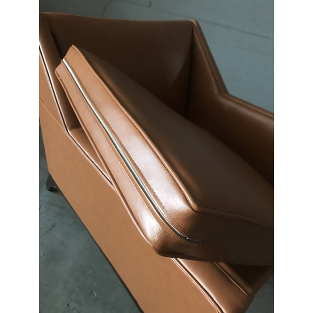 Mid-Century Modern Lounge Chairs - A Pair - Image 7 of 9