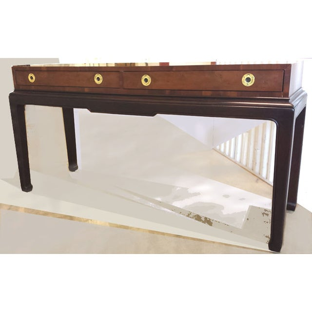 Henredon Sofa Table Chairish