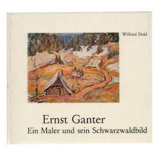 Ernst Ganter by Wilfried Dold Book