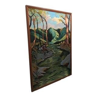 Julia Santos Solomon Nature Landscape Painting