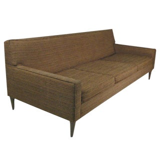 Petite 1960s Sofa Attributed to Paul McCobb