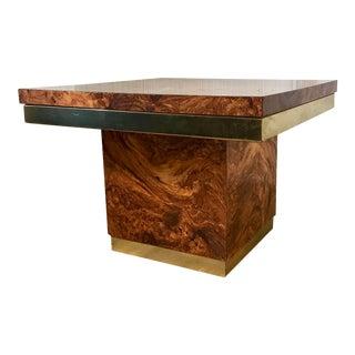 Pierre Cardin Style Side Table