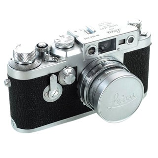 Vintage 1959 Rangefinder Camera