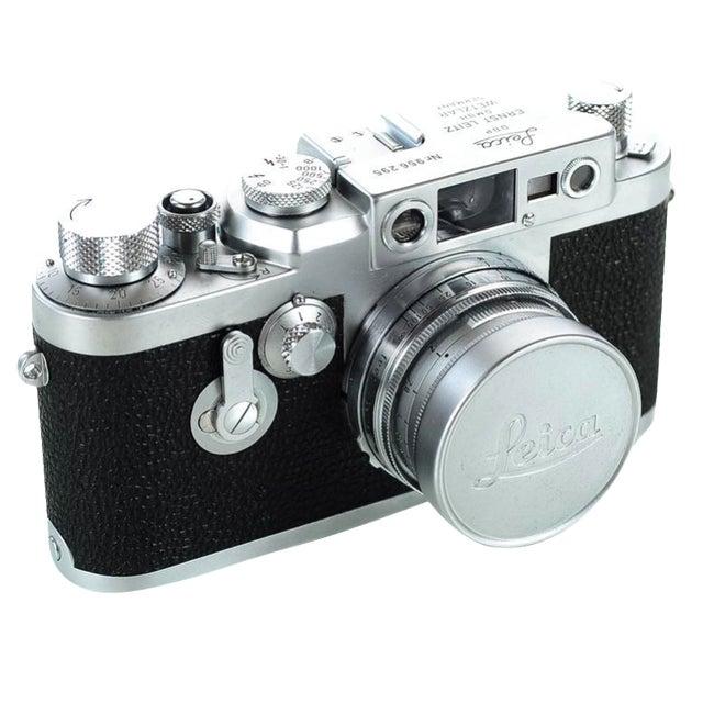 Vintage Rangefinder Camera 75