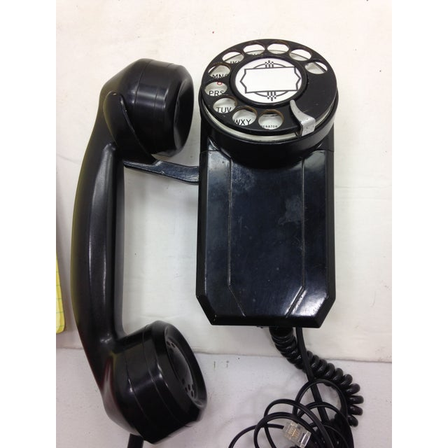 Image of Black AE SpaceMaker Telephone