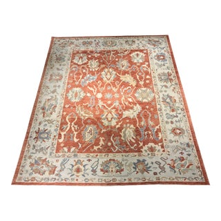 "Bellwether Rugs Vintage Inspired Turkish Oushak Area Rug - 9'6"" x 11'6"""