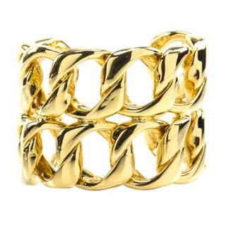 Chanel Double Link Bracelet