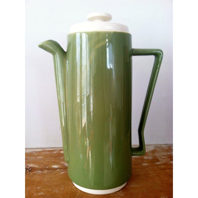 Vintage 1960s Ceramic Pitcher - Image 2 of 6