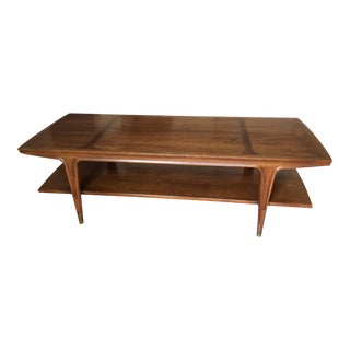 Mid-Century Modern Coffee Table