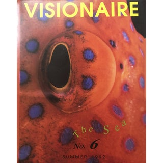 Visionaire 6, The Sea