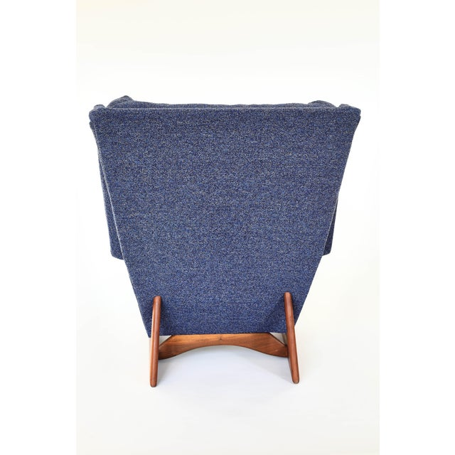 Adrian Pearsall Wingback Chair - Image 4 of 7