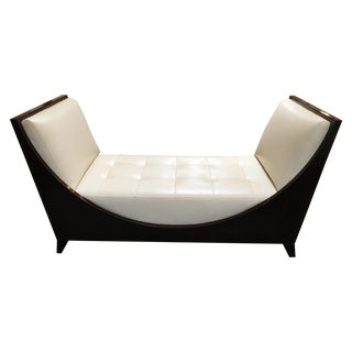 Randolph & Hein Custom Leather Daybed