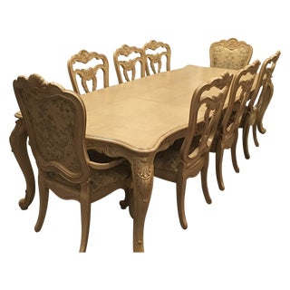 Thomasville French Country Dining Room Set
