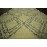 Image of Diamond Moroccan Hand Knotted Rug - 10' x 13'