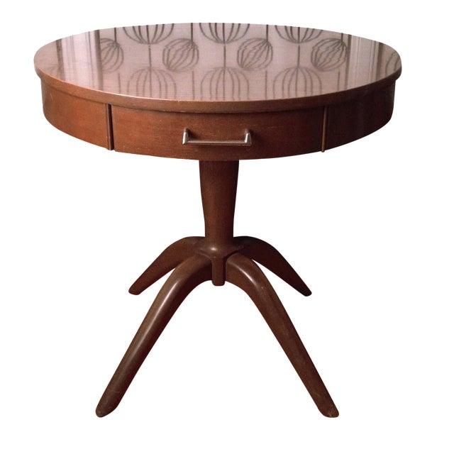 Mersman Round Drum Table