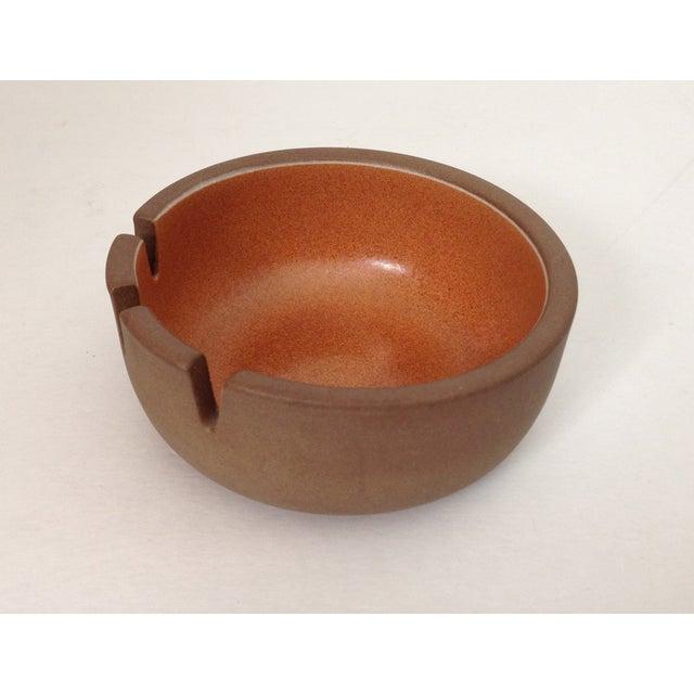 Heath Ceramics Orange Ashtray - Image 2 of 5