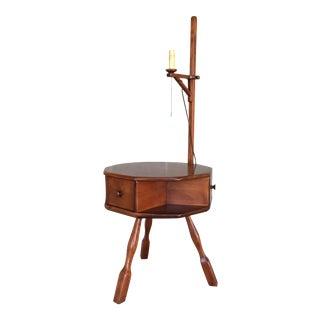Cushman Colonial Creations Thetford Lamp Table (Model 7102) 30's Era