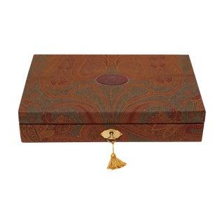 Men's Italian Valet Box
