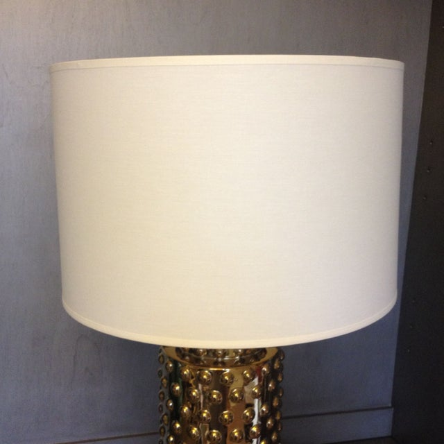 Gold Dolly Table Lamp - Image 5 of 5