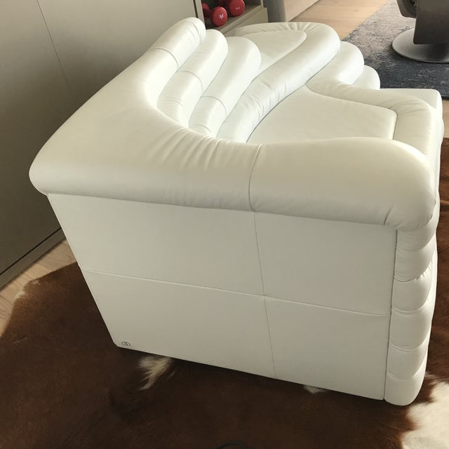 De Sede White Terrazza Sofa - Image 4 of 5