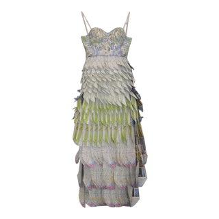 Dia Ates Art Dress Made From San Francisco Tourist Maps