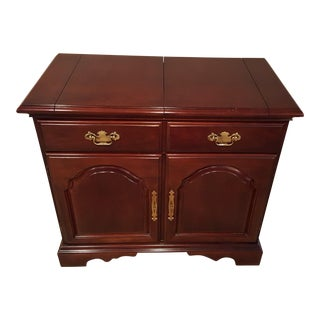 Queen Anne Dining Server Cabinet