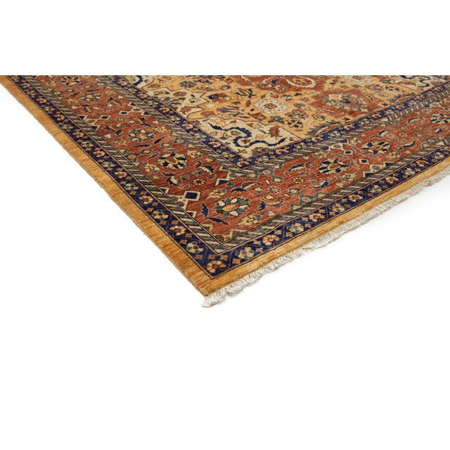 "Image of Traditional Hand Knotted Area Rug - 5'8"" X 7'10"""
