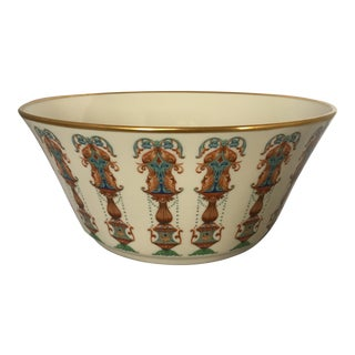 Large Lenox Lido Salad Bowl