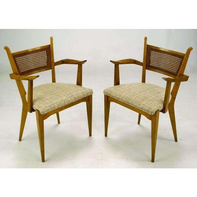Set Six Edmond Spence Swedish Dining Chairs - Image 2 of 10