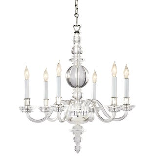 Circa Lighting Glass Chandelier