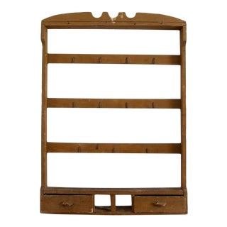 Antique European Kitchen Rack
