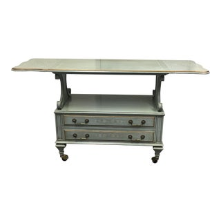 Karges French Provincial Serving Cart