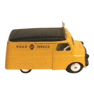 Diecast Corgi Bedford Aa Road Service Van Vintage British Toy Car