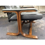 Image of Plycraft Mid-Century 1960s Armchair
